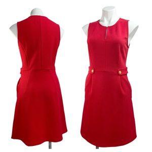 Anthropologie Tabitha Vintage Style Shift Dress